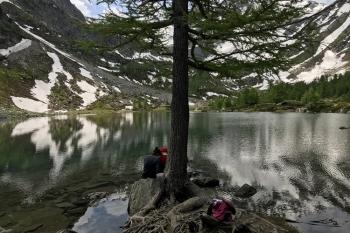 Lago d'Arpy in Valle d'Aosta ©puuropreis.nl