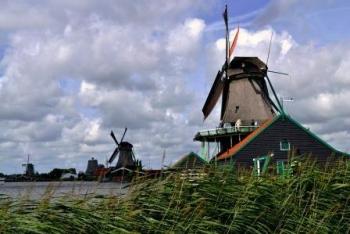 Ook molens in SchiedamMolencruise in Zaanse Schans