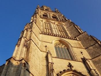 Kerk in Breda ©pixabay_harryfabel