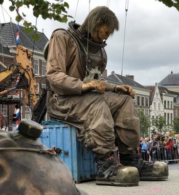Reus van Royal de Luxe ©puuropreis.nl