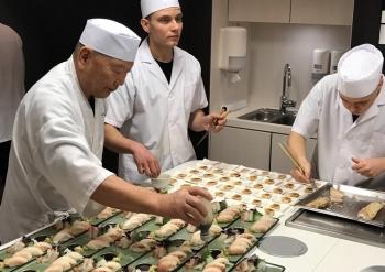 Keukenteam Okura ©puuropreis.nl
