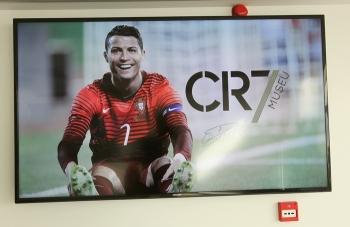 Eerst museum, daarna standbeeldCristiano Ronaldo: attractie in...