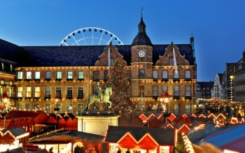 Kerstmarkten Dusseldorf
