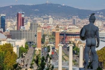 Eerste huis van GaudiHet Casa Vicens Gaudi in...