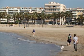 Strand in de Spaanse kust ©puuropreis.nl