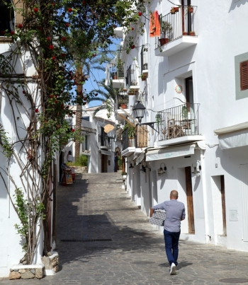 Zomervakantie Spanje