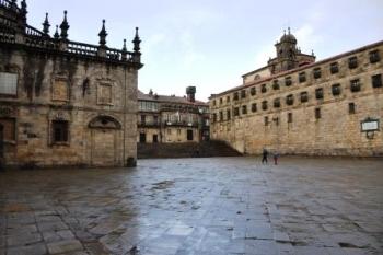 Santiago - toeristen