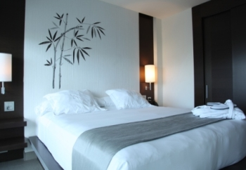 Luxe hotelkamer ©puuropreis.nl