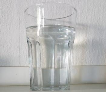 Kannen volHoreca: alleen een flesje water...