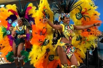 Carnaval op de Vakantiebeurs