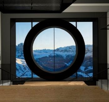 Lumen, museum voor bergfotografie ©prburosix