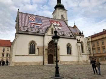 St-Marcuskerk in Zagreb ©puuropreis.nl
