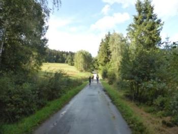 Fiets- en wandelroutes in onder andere Tsjechië