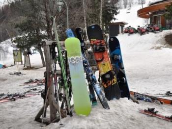 Klaar voor de wintersport!