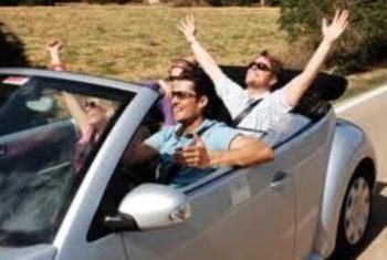 Autohuur biedt vrijheid ©sunnycars