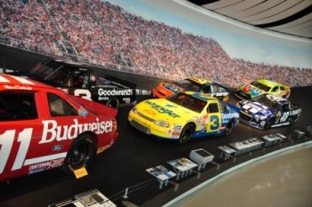 Charlotte-Nascar Hall of Fame©Puuropreis