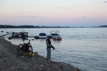 Donau bij Vidin