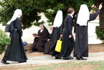 Geestelijken in Pula
