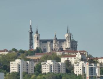 Puuropreis: kathedraal Lyon