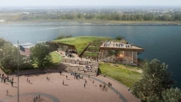 Nieuw museum bij Vrijheidsbeeld @ Liberty ellis foundation