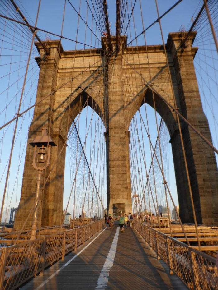 Puur op reis: Brooklyn Bridge