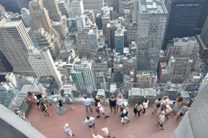 Puur op reis: Top of the rock
