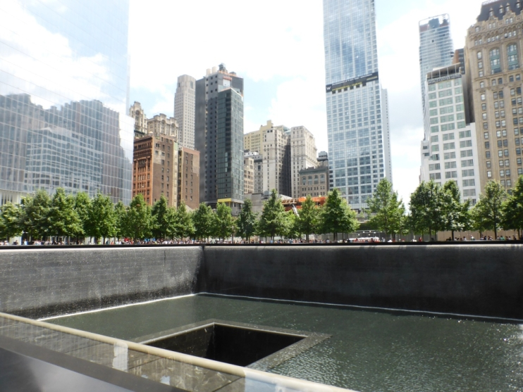 Puur op reis: WTC Monument