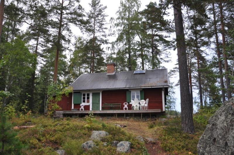 Puur op reis: Kabin Midden Zweden