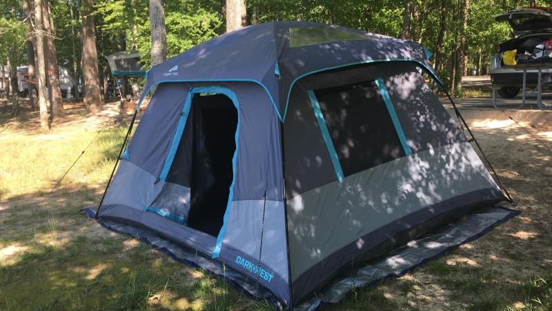 Kamperen is fijn in een tent, camper of caravan