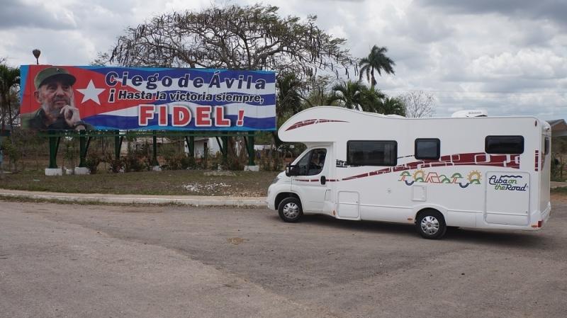 Camper Cuba©Travelhome
