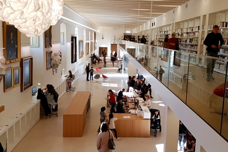 L'Imguimbertine in Carpentras ©prvaucluseprovence