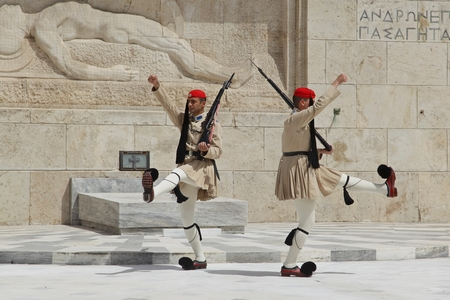 Ceremonie in Athene ©puuropreis