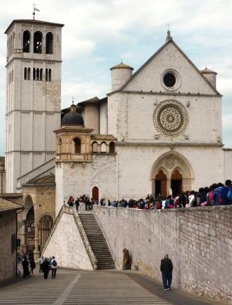 Puur op reis: Assisi
