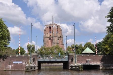 Scheve toren