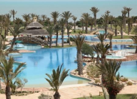 Puur op reis: Hotel op Djerba, Tunesië