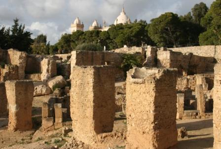 Carthago, Tunesië
