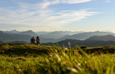 Wandelen in Beieren. Foto: Bayern Tourismus Marketing