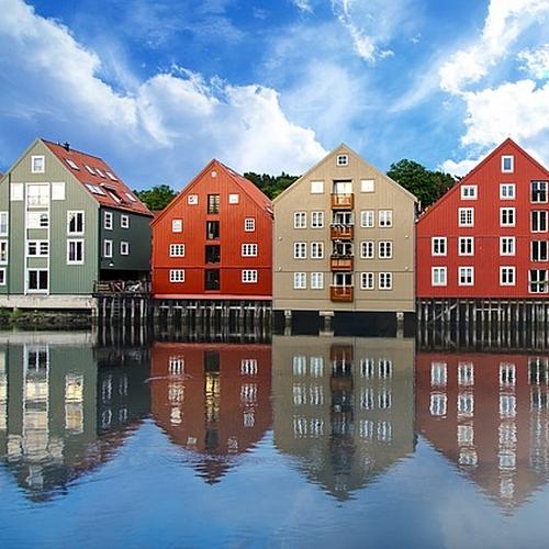 Trondheim, Noorwegen