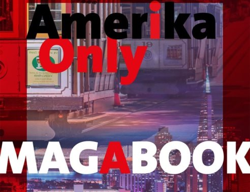 Win het Amerika Only Magabook 6