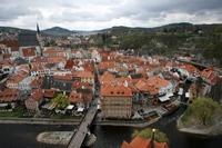 Puur op reis: Cesky Krumlov, Tsjechië
