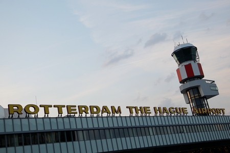 Rotterdam The Hague Airport ©puuropreis