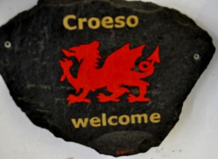 Welkom in Wales